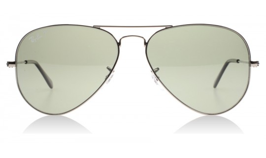 Ray-Ban 3025 Aviator Gunmetal 004/58 Medium 58mm Polarised