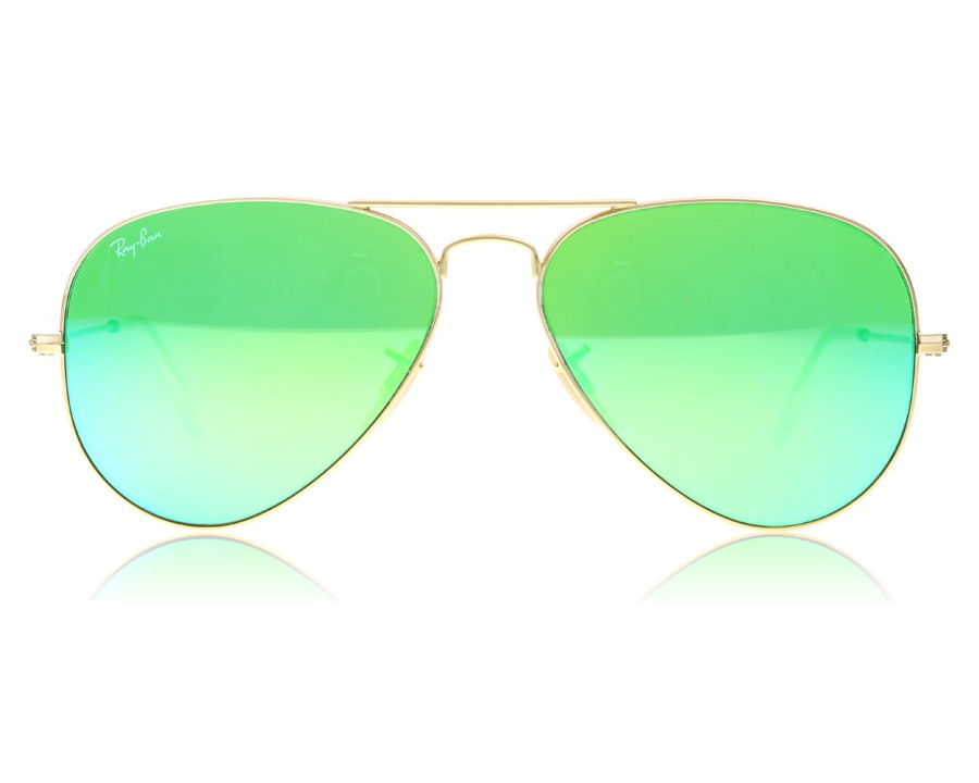 884fa38620 Ray-Ban 3025 Aviator Matte Gold 112 19 at lux-store.com US - Free Shipping    Returns on Sunglasses.