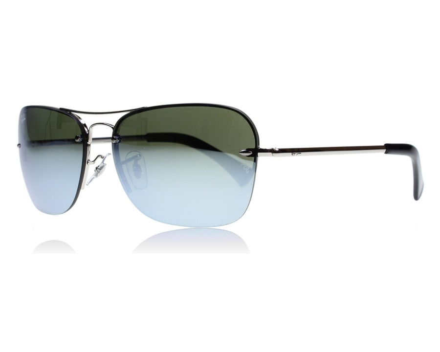342fe18ea4 Ray-Ban 3541 Silver-black 003 30 at lux-store.com US - Free Shipping ...