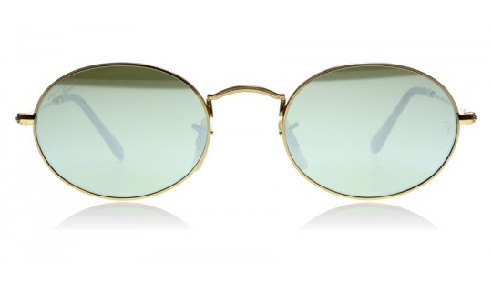 Ray-Ban 3547N Gold 001-30--Lux Store-us