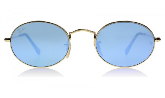 Ray-Ban 3547N Gold 001-9O 51mm--Lux Store-us