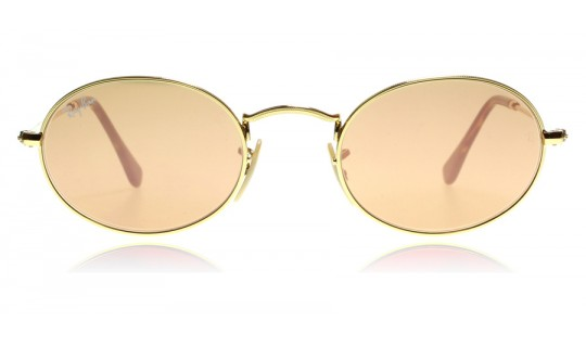 Ray-Ban 3547N Gold 001-Z2--Lux Store-us