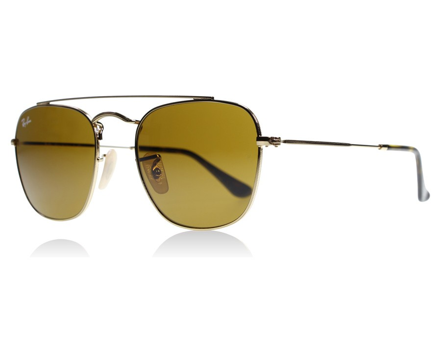 Ray-Ban 3557 Gold 001/33 51mm--Lux Store-us