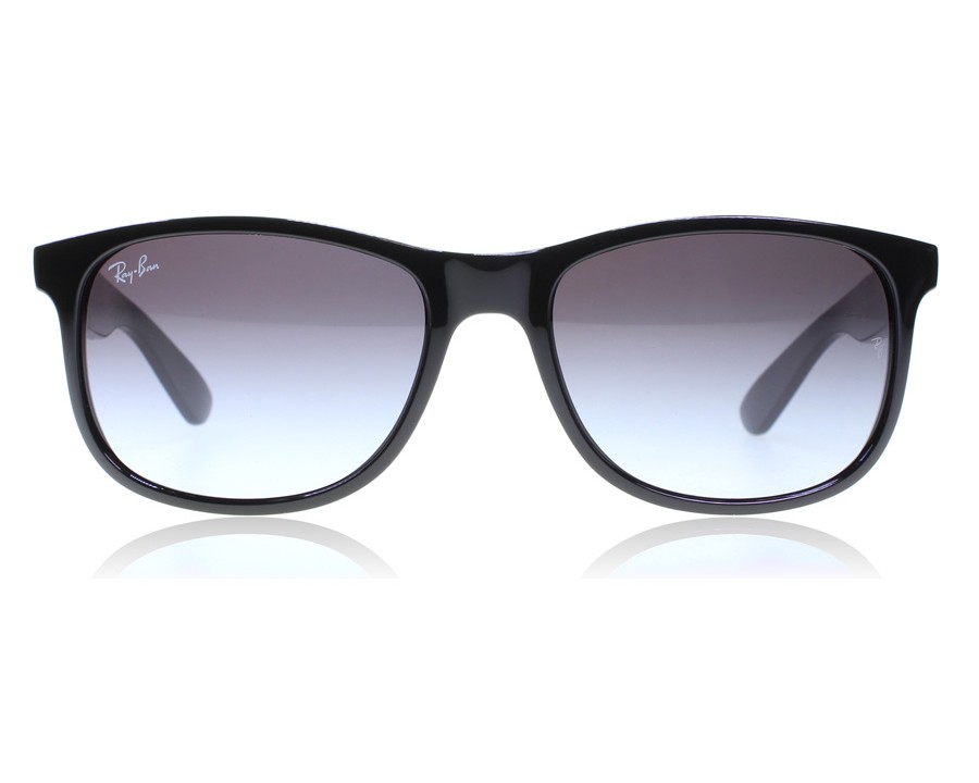 c02072b288 Ray-Ban 4202 Andy Andy - Black Black 601 8G 4202 at lux-store.com US - Free  Shipping   Returns on Sunglasses.
