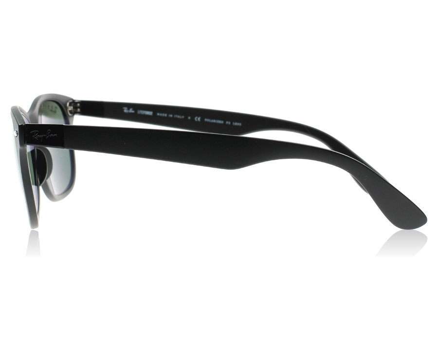 55436897b5 Ray-Ban 4207 Liteforce 4207 Black 601S9A Polarised at lux-store.com ...