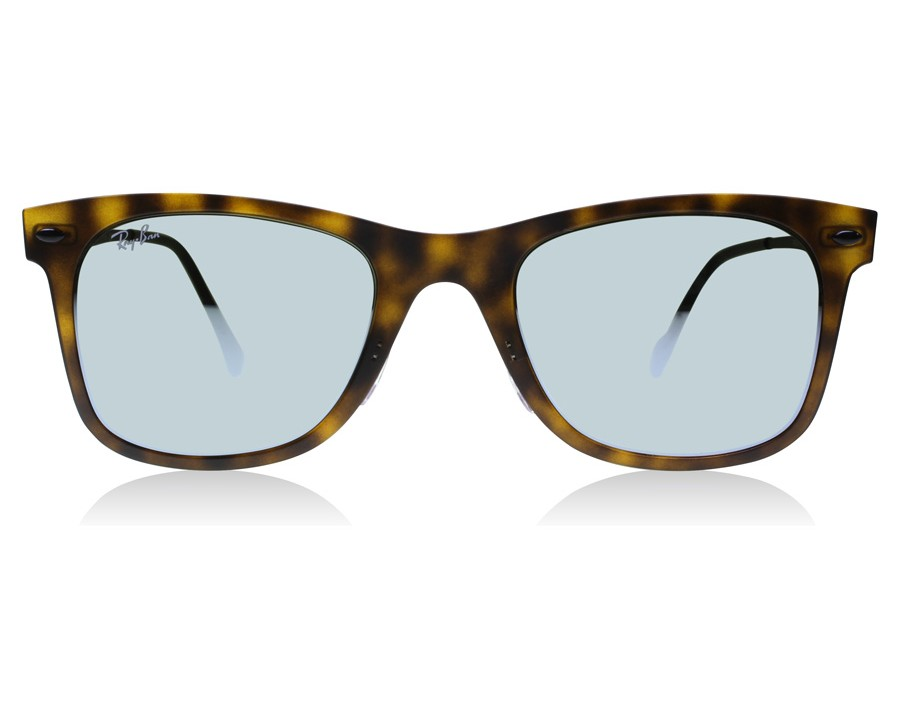 Ray-Ban 4210 Light Ray 4210 Matte Tortoise 624430 at lux-store.com US -  Free Shipping   Returns on Sunglasses. b391abf675ad