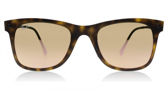 Ray-Ban 4210 Light Ray 4210 Matte Tortoise / Gunmetal 62442Y