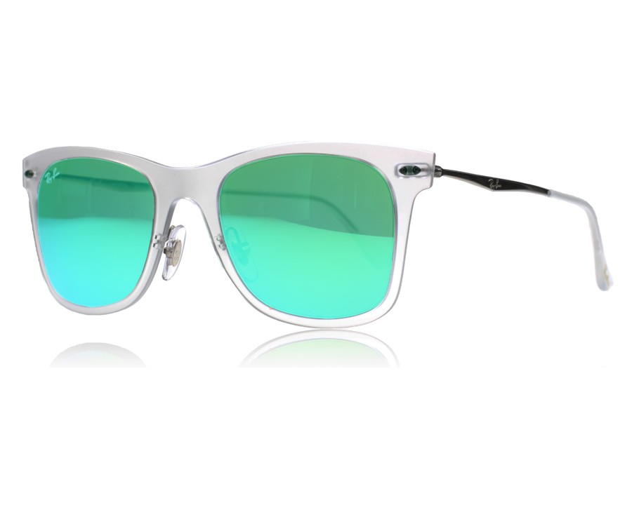 330a3c621b Ray-Ban 4210 Light Ray Clear 646 3R at lux-store.com US - Free ...
