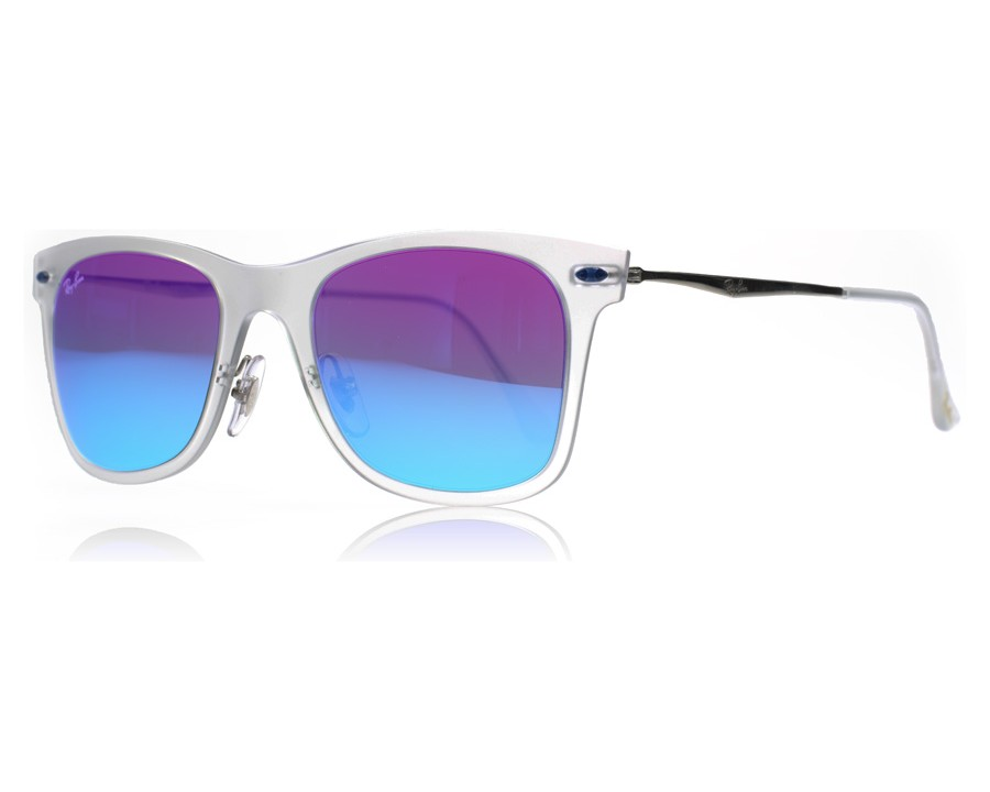 d3fea95998 Ray-Ban 4210 Light Ray Matte Transparent 646 55 at lux-store.com US ...