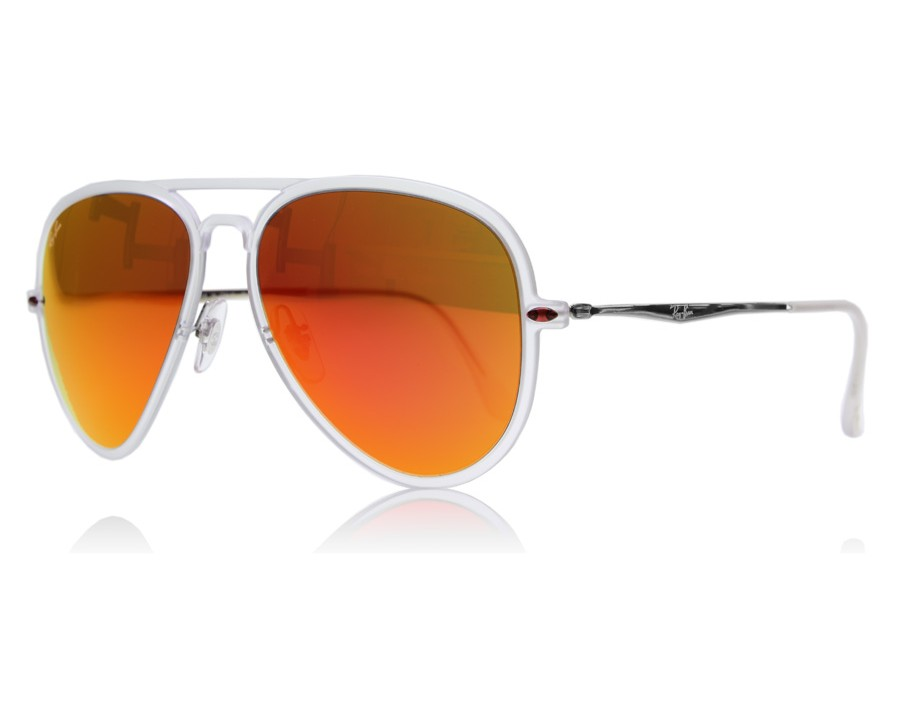 f830b0118bb Ray-Ban 4211 Light Ray 4211 Clear 646 6Q at lux-store.com US - Free ...
