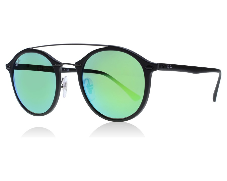0e930ce436 Ray-Ban 4266 Matte Black 601S3R 49mm at lux-store.com US - Free ...