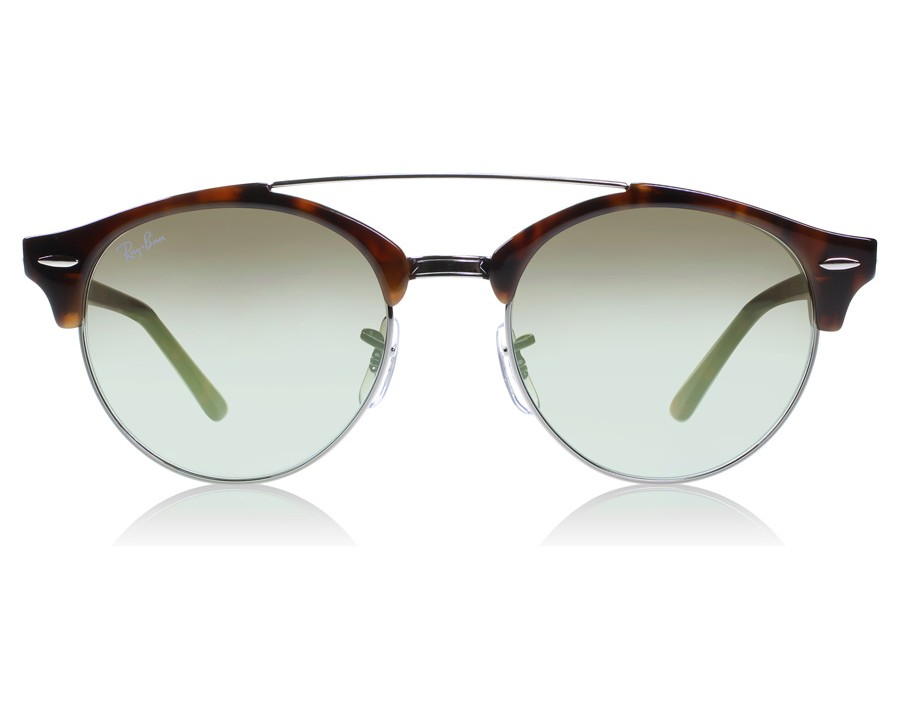 9e7bb4e232 Ray-Ban 4346 62519J Gunmetal   Tortoise 51 51mm at lux-store.com US - Free  Shipping   Returns on .