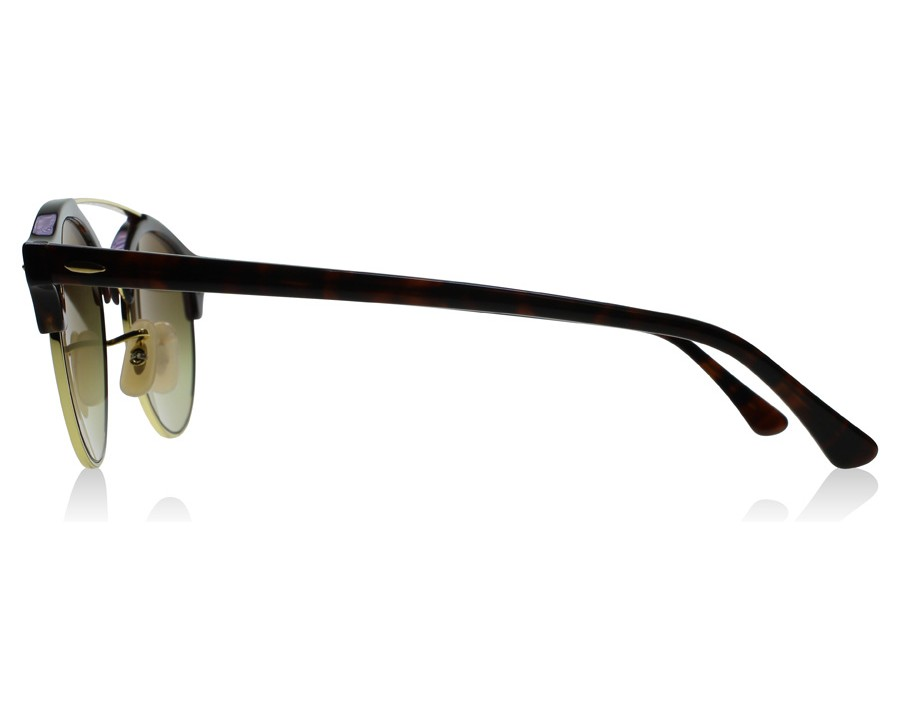 Ray-Ban 4346 Tortoise / Gold 990-7O 51mm--Lux Store-us