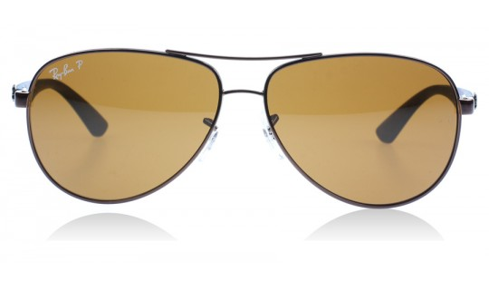 Ray-Ban 8313 Brown 014/N6 Polarised