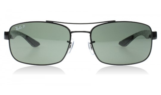 Ray-Ban 8316 Black 002/N5 Polarised-805367218920-Lux Store-us