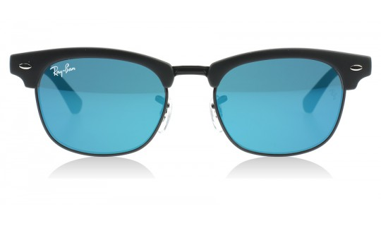 Ray-Ban Junior 9050S Matte Black 100S55 Youth