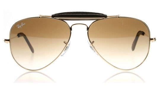 Ray-Ban Outdoorsman 3422Q Craft Collection Arista 001/51 58mm