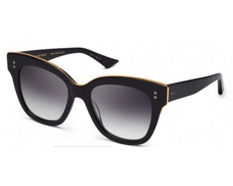 Sunglasses DITA DAY TRIPPER 22031-A-BLK-GLD-55
