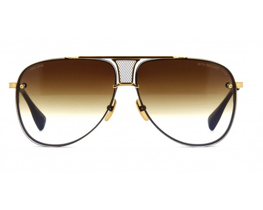 Sunglasses DITA Decade-Two DRX-2082-B-BLK-GLD-62