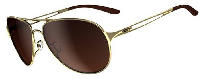 ee0142814c1f Oakley Women Caveat Polished Gold OO4054-07 at lux-store.com US - Free  Shipping & Returns on .
