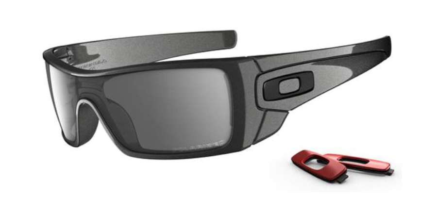 799572c38d Oakley Batwolf Granite OO9101-05 Polarised at lux-store.com US - Free  Shipping   Returns on .