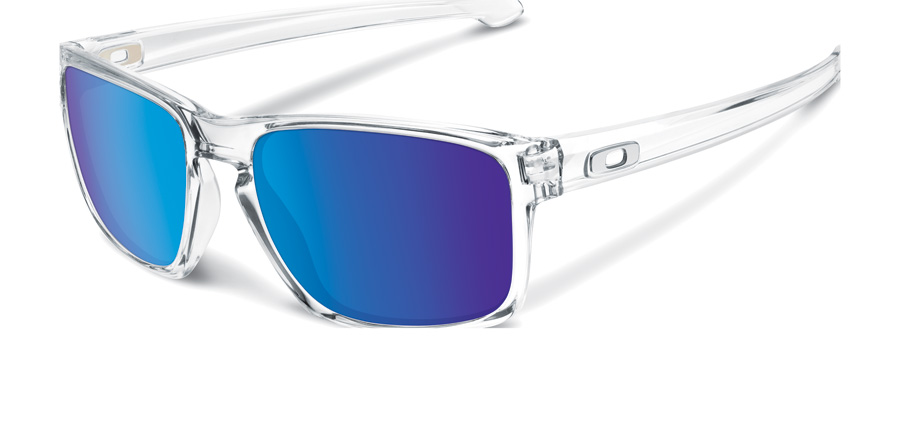 31ba58c57a7658 Oakley Sliver Clear OO9262-06 at lux-store.com US - Free Shipping   Returns  on .