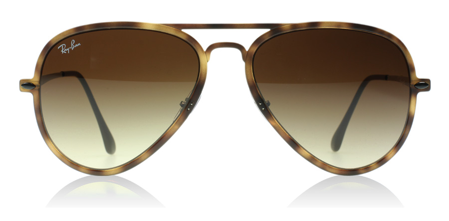 beb447752e Ray-Ban 4211 Light Ray Tortoise 894 13 at lux-store.com US - Free Shipping    Returns on Sunglasses.